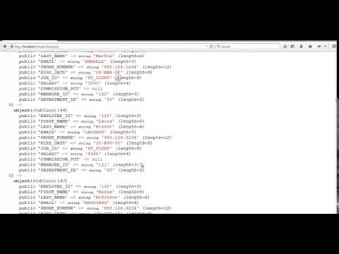 Codeigniter 3 Tutorial – AJAX Drag and Drop files upload with