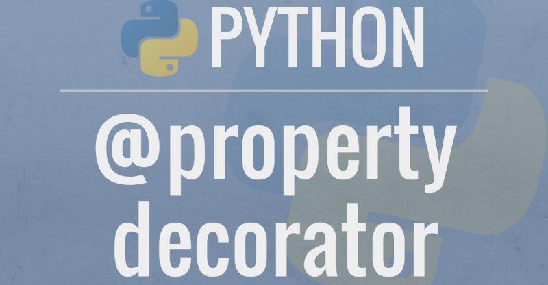 Setter decorator python python oop tutorial 6 property for Decorator python