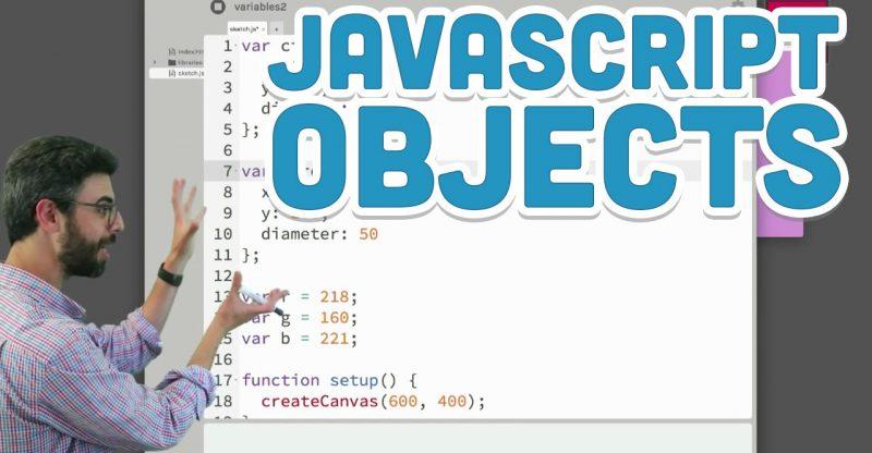 2 3 Javascript Objects P5 Js Tutorial Build A Site Info