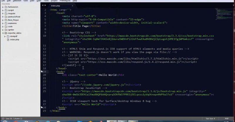 dompdf convert php to pdf