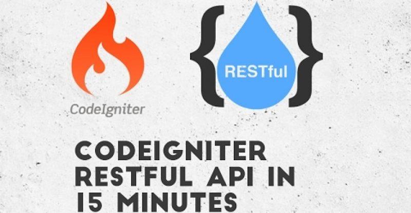 comments system code igniter restful api