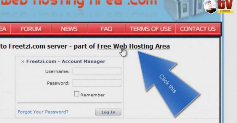 How to upload HTML files into a free web hosting (UPDATED