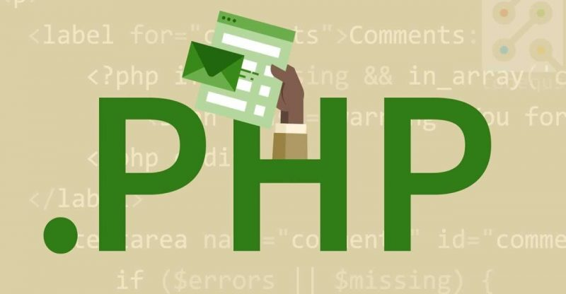 how to make a dynamic website php